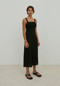 EDITED - SHILOH - Maxi dress - schwarz - 3