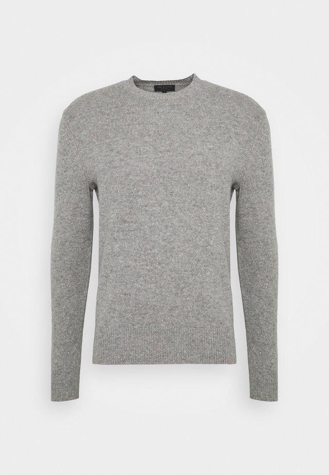 HALDON CREW - Pullover - grey
