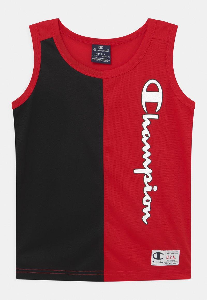 Champion - BASKET GAME UNISEX - Débardeur - red