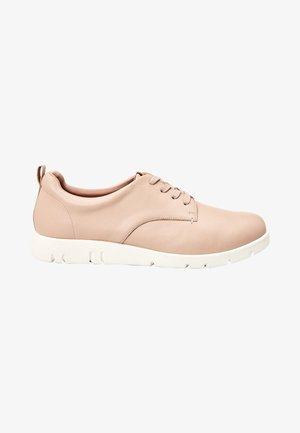 MOTION FLEX - Casual lace-ups - nude