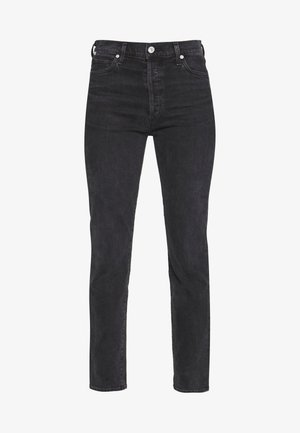 OLIVIA LONG HIGH RISE SLIM - Džíny Slim Fit - obli