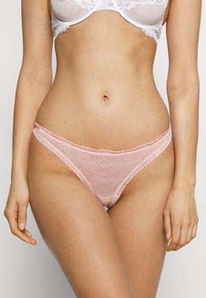 ARIELLE THONG - Thong - pink pearl