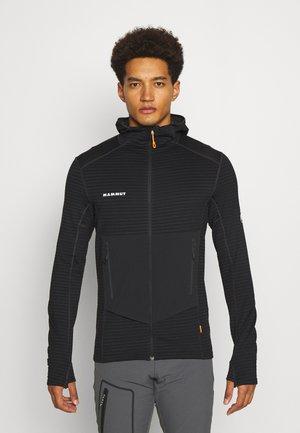 ACONCAGUA - Zip-up hoodie - black