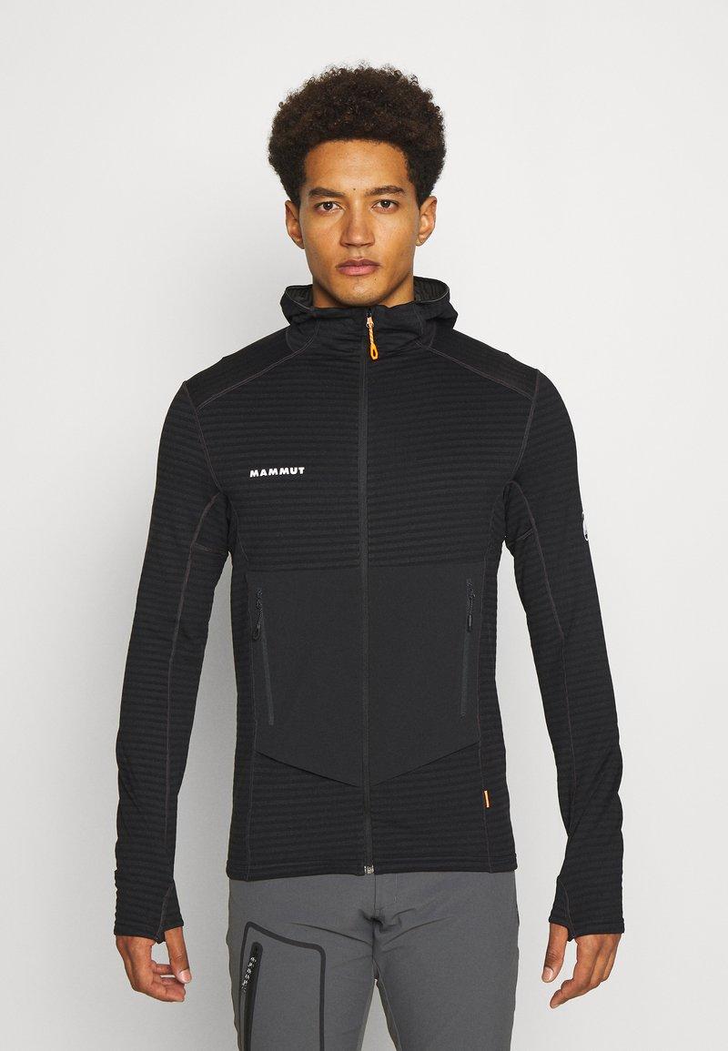 Mammut - ACONCAGUA - Zip-up hoodie - black