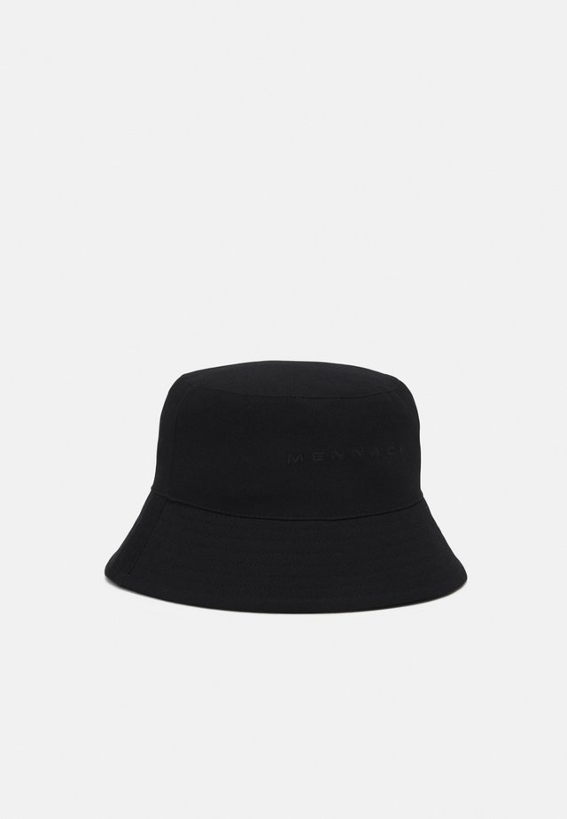 ON THE RUN BUCKET HAT UNISEX - Hatt - black