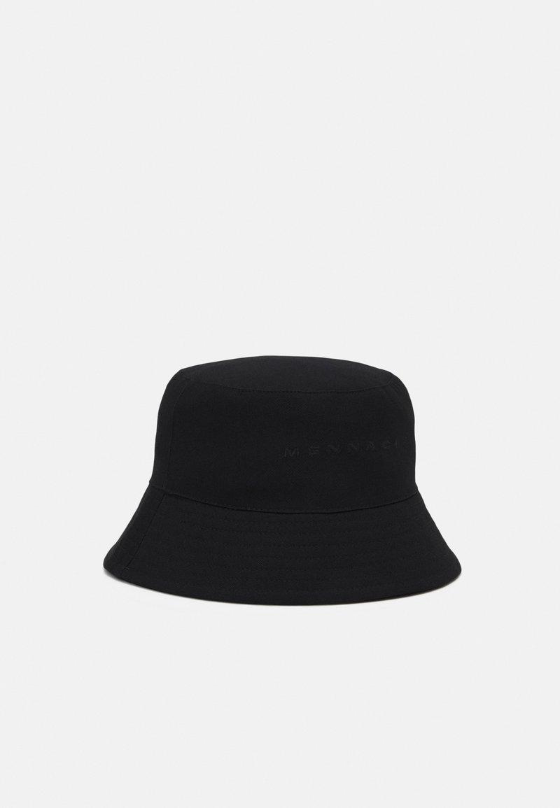 Mennace - ON THE RUN BUCKET HAT UNISEX - Hat - black