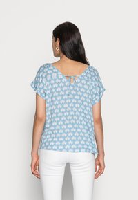 s.Oliver - T-shirt print - blue lagoon - 2