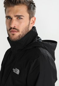 The North Face - SANGRO - Hardshell jacket - black - 4