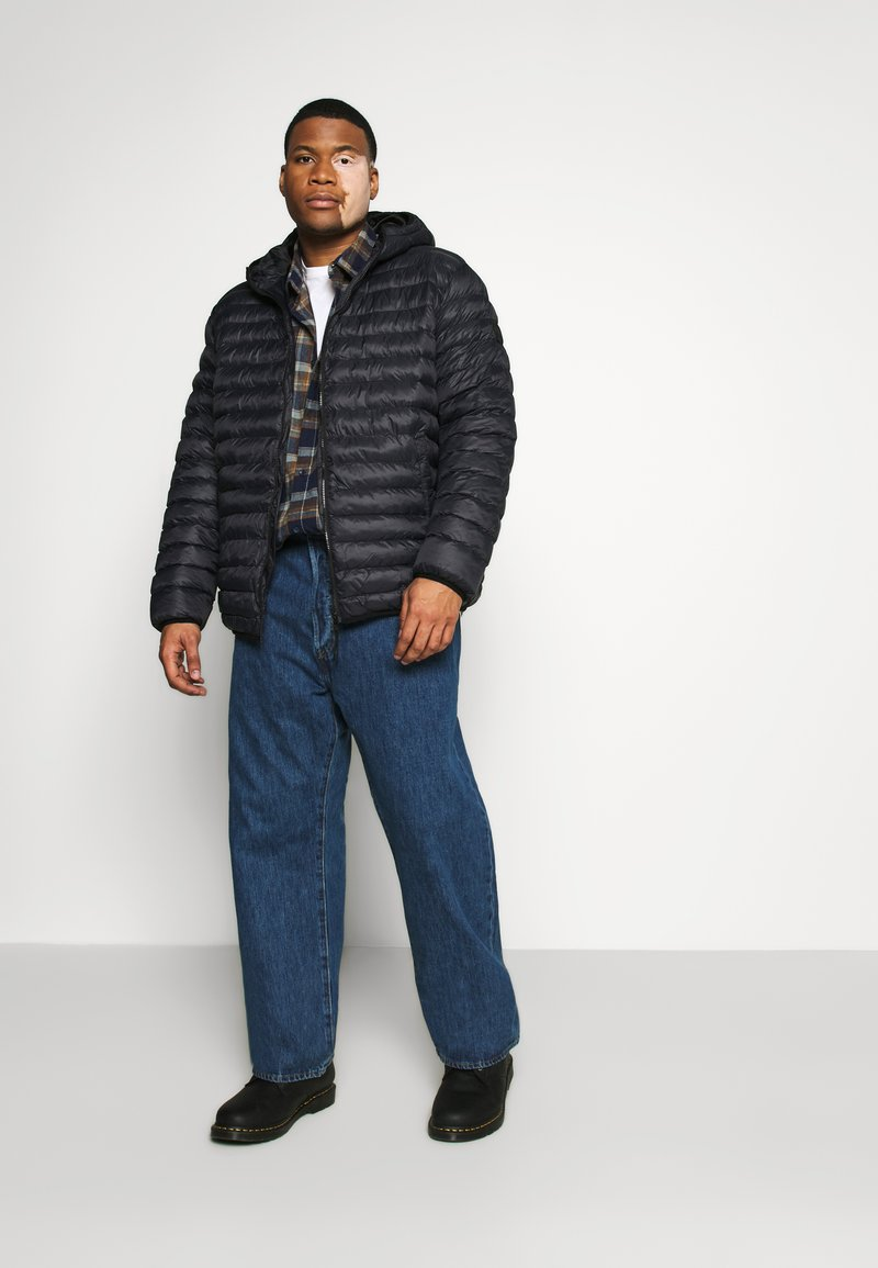 Levi's® Plus - 501 ORIGINAL - Relaxed fit -farkut - stonewash