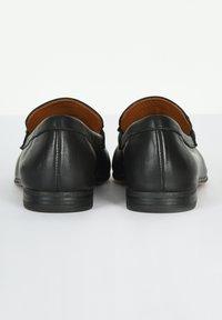 Inuovo - Mocassins - black blk - 3