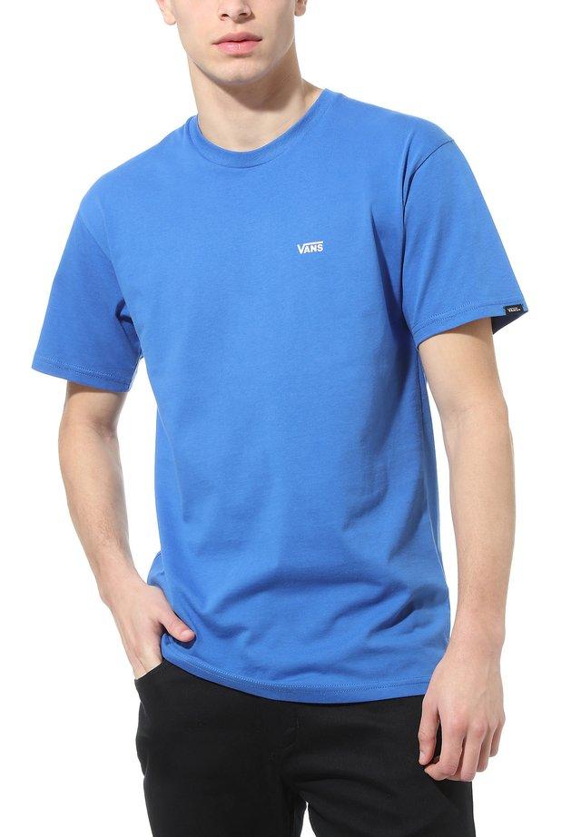Camiseta básica - royal blue