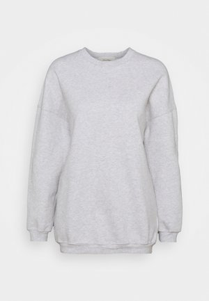 BEATOWN - Sweatshirt - gris clair chine