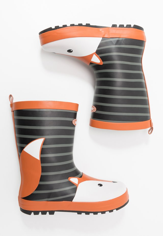 FARGO - Stivali di gomma - rust