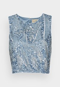 Lace & Beads - GABBY  - Toppi - blue - 3