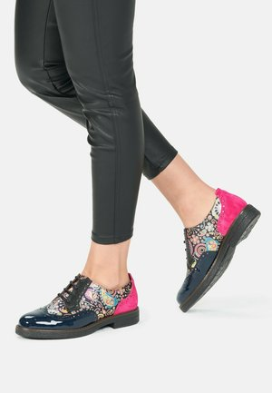THE ARTIST - Lace-ups - navy