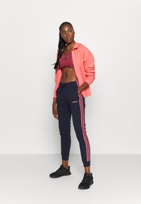 adidas Performance - PANT - Joggebukse - dark blue/light pink - 1