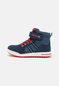 Reima - REIMATEC SHOES KEVENI UNISEX - Hiking shoes - navy - 0