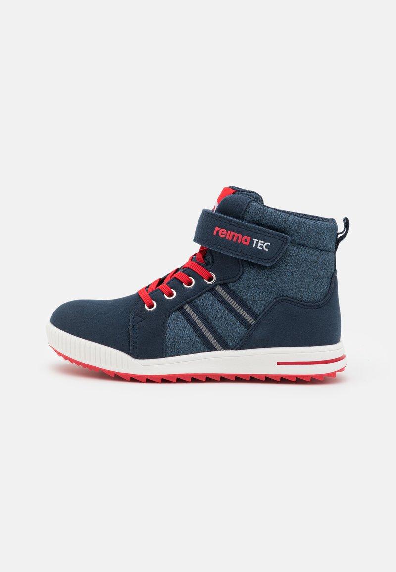 Reima - REIMATEC SHOES KEVENI UNISEX - Hiking shoes - navy