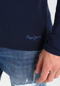 Pepe Jeans - ORIGINAL BASIC - Camiseta de manga larga - navy - 4