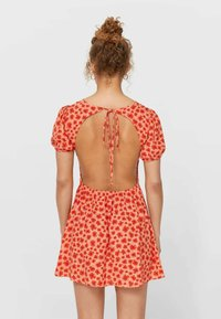 Stradivarius - Day dress - red - 2