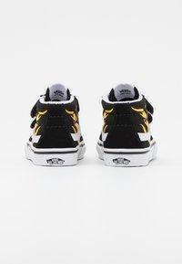 Vans - SK8 MID REISSUE  - High-top trainers - black/true white - 2