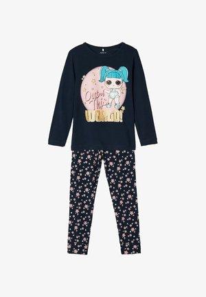 Pyjamas - dark sapphire