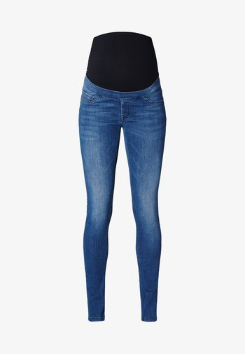 Jeansy Slim Fit - authentic blue