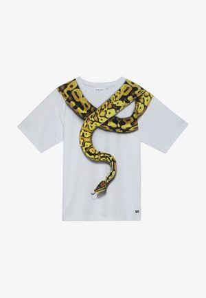 RILLO  - Print T-shirt - white