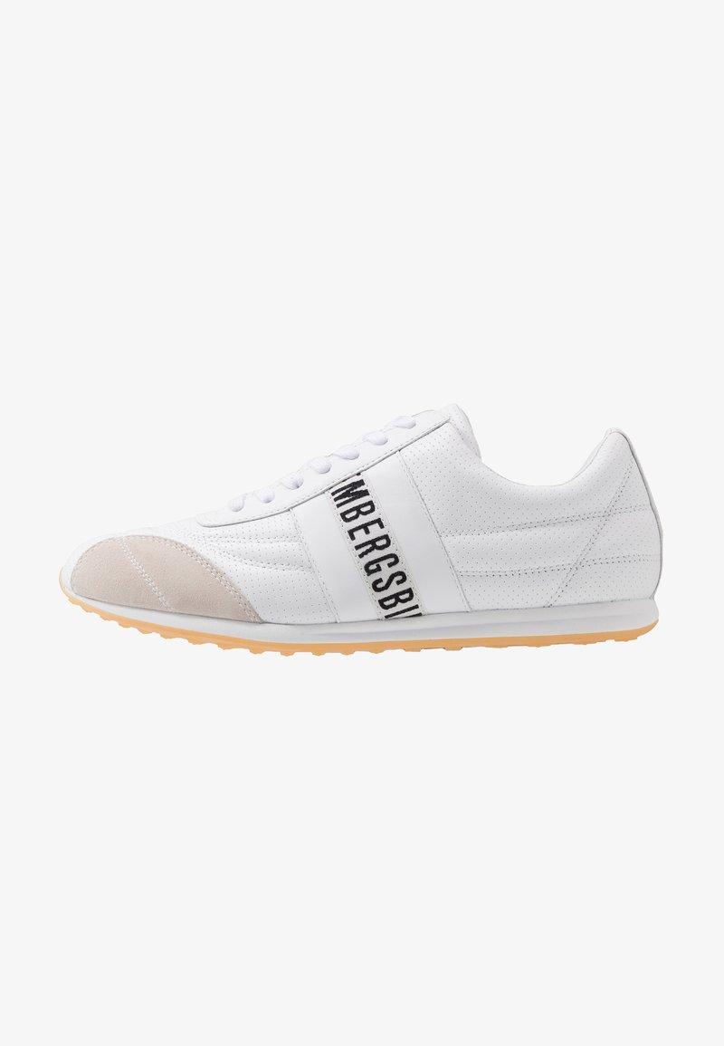 Bikkembergs - BARTHEL - Sneakersy niskie - white