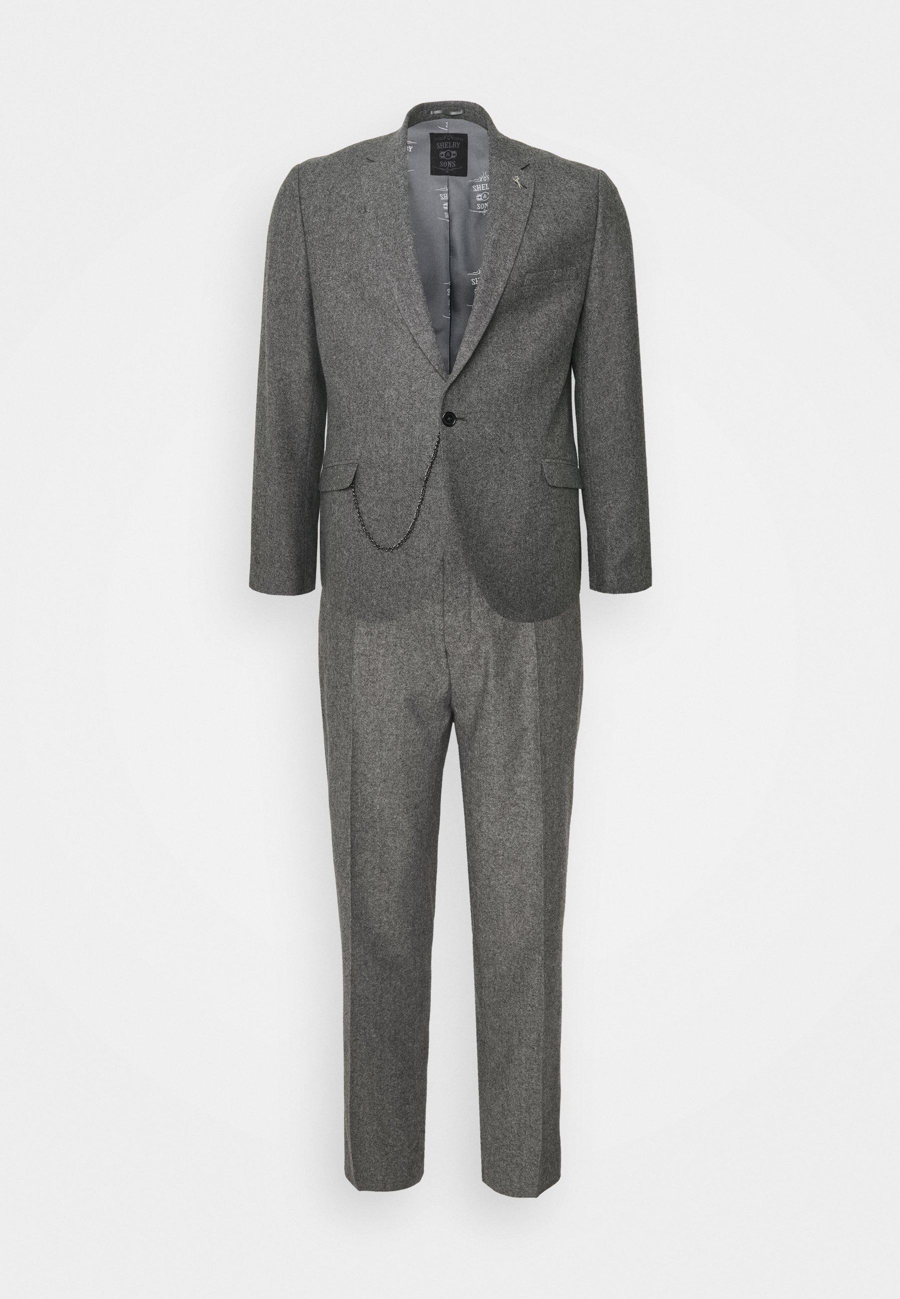 Men UPTOWN SUIT PLUS - Suit
