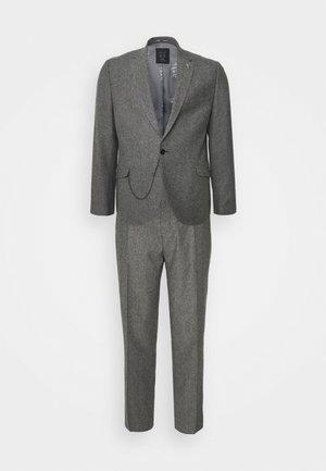 UPTOWN SUIT PLUS - Suit - mid grey
