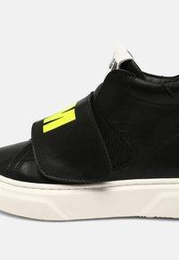 MSGM - UNISEX - High-top trainers - black - 6