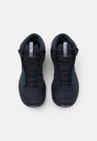 Arc'teryx - AERIOS FL MID GTX W - Hiking shoes - black sapphire/binary - 3