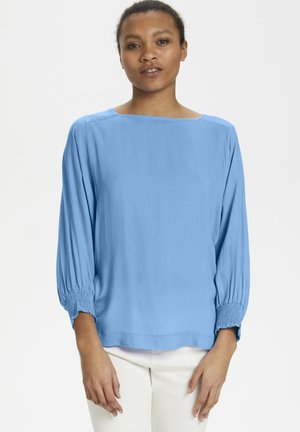 KASOLANA  - Blouse - blue