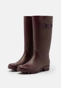 XTI - Wellies - burgundy - 2