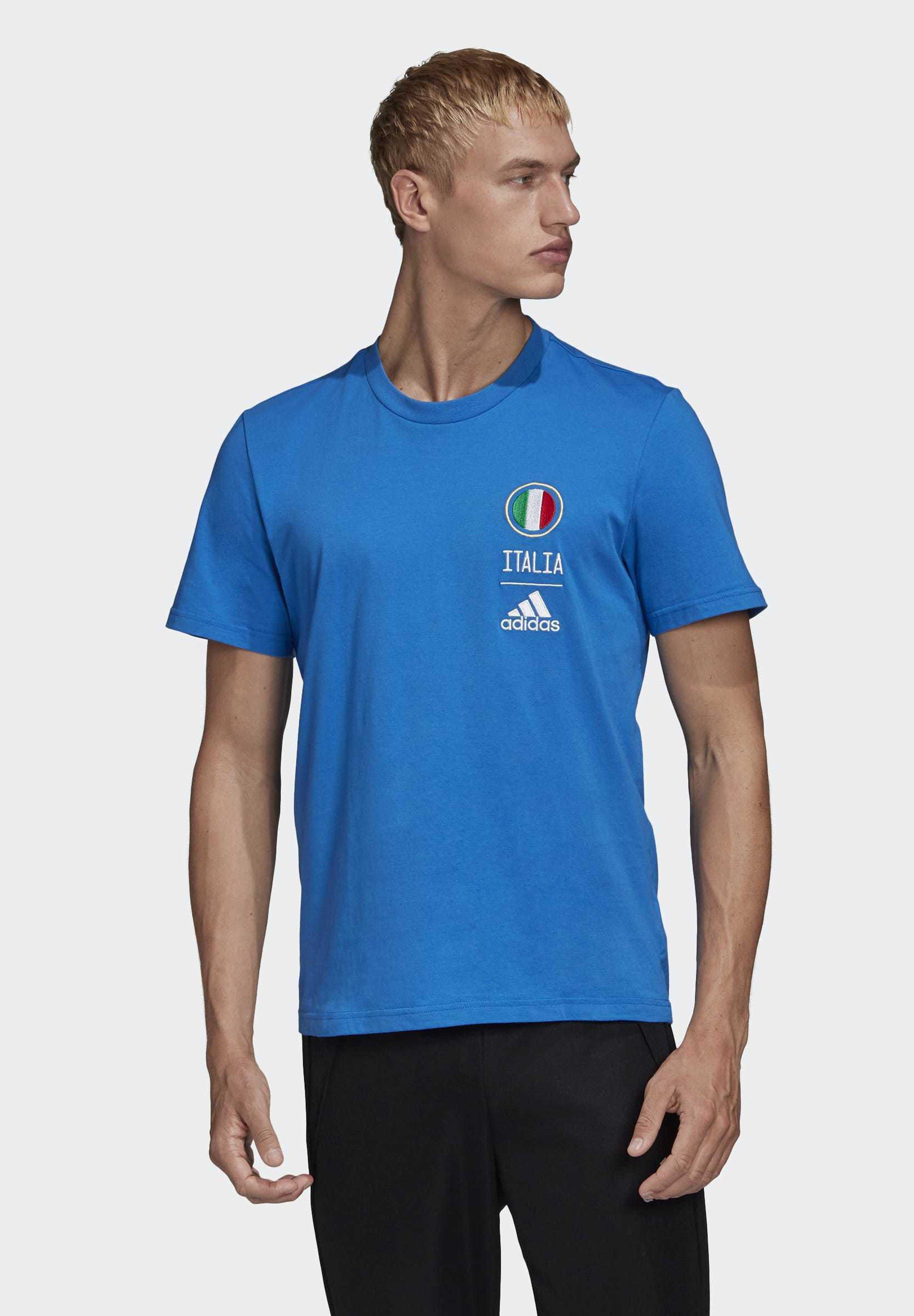 Men ITA CI TEE - Print T-shirt