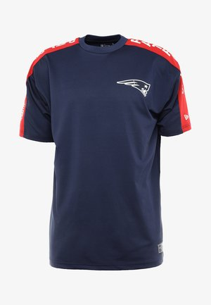NFL NEW ENGLAND PATRIOTS OVERSIZED TEE - Squadra - blue