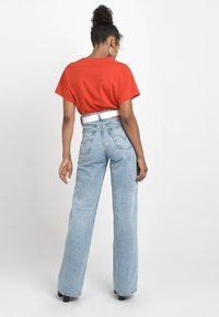 Levi's® - RIBCAGE WIDE LEG - Flared jeans - charlie boy - 3
