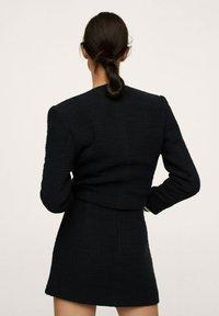 Mango - WINTOUR - A-line skirt - zwart - 2