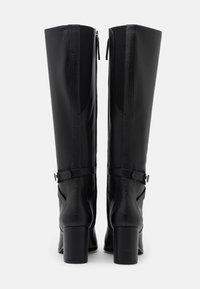 HUGO - PIPER BOOT  - Boots - black - 3