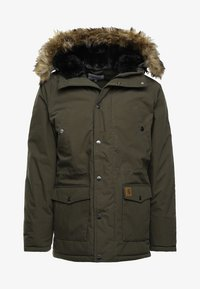 Carhartt WIP - TRAPPER - Winter coat - green - 4