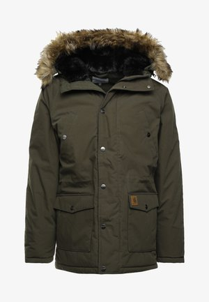 TRAPPER - Winter coat - green