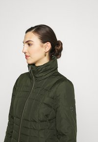 Calvin Klein - ESSENTIAL COAT - Winter coat - dark olive - 4