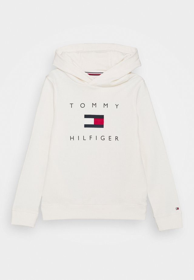 LOGO HOODIE - Jersey con capucha - offwhite