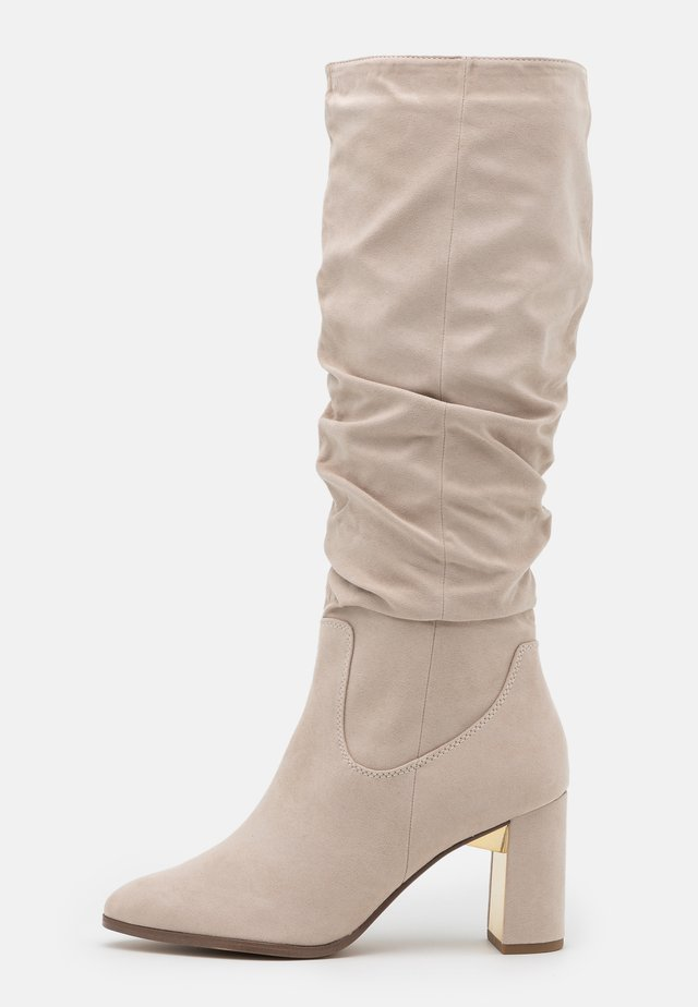 BOOTS - Stiefel - ivory