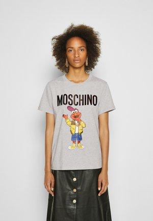 SESAME STREET - Print T-shirt - grey