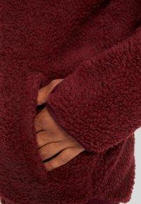 Eivy - REDWOOD SHERPA JACKET - Fleece jacket - wine - 6