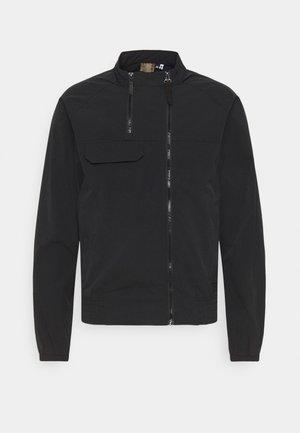 ALBERS - Vodotěsná bunda - black