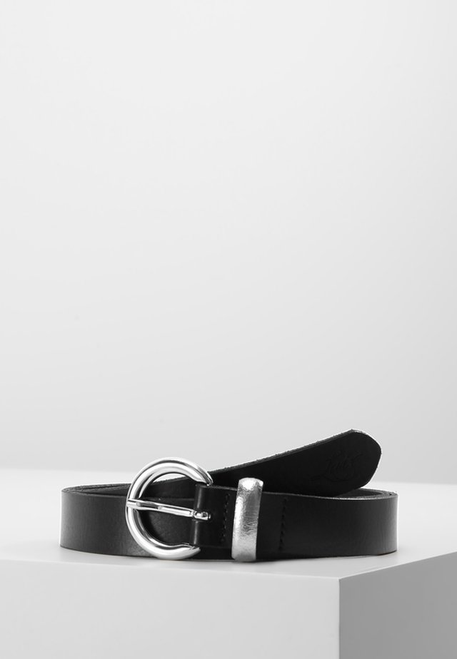 LARKSPUR  - Cintura - regular black