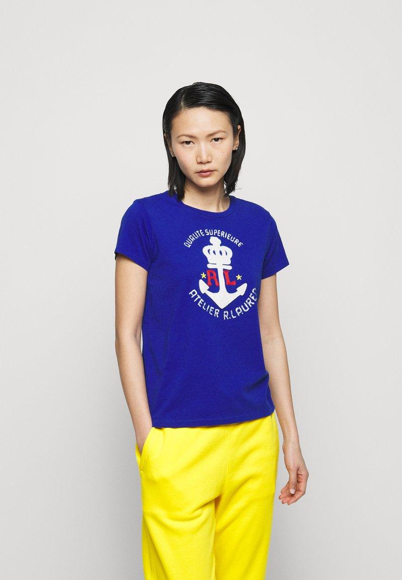 Polo Ralph Lauren - Print T-shirt - heritage royal